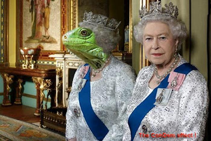 Reptilian Queen