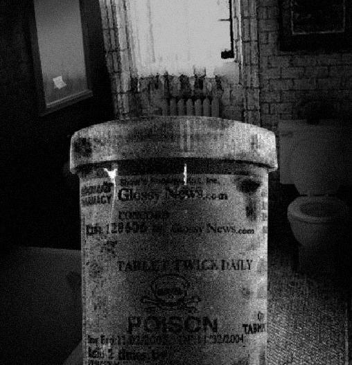 Du poison... Mais qu'est ce que ça peut bien être ?