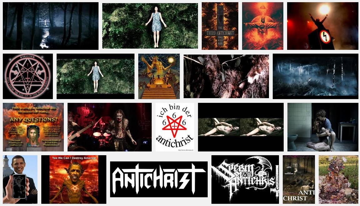 antichrist-google