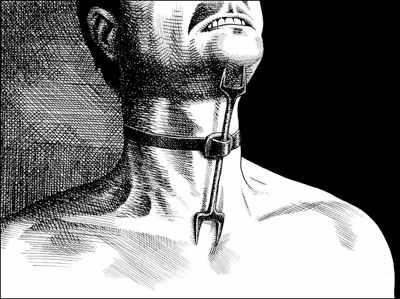 hereticsfork fourche heretique torture