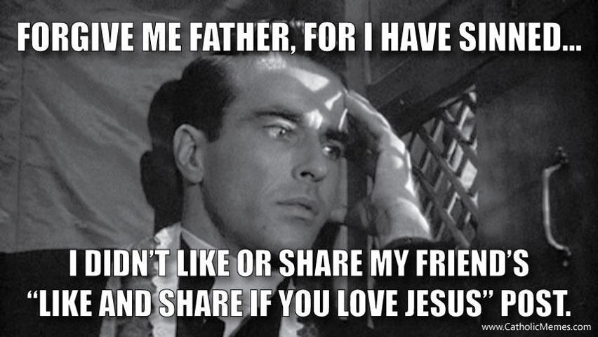 catholic confession meme - 856×482