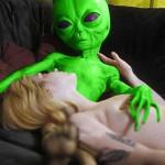 Feriez-vous l'amour avec un extraterrestre, et comment ?