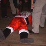 Top 10 des Pères-Noël morts