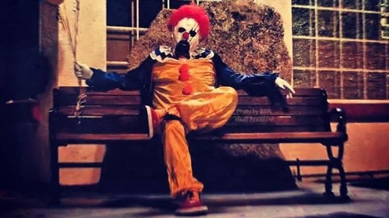 clown prank demonic scare